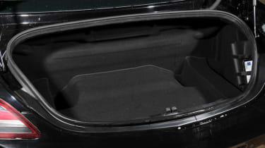 Mercedes SLS AMG boot