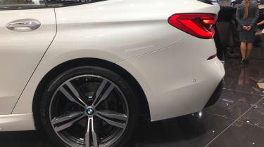 Frankfurt - BMW 6 Series Gran Turismo - boot