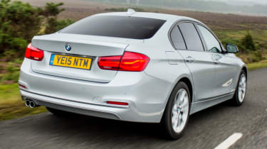 BMW 3 Series - rear