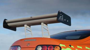 Fast and Furious Live - Toyota Supra spoiler