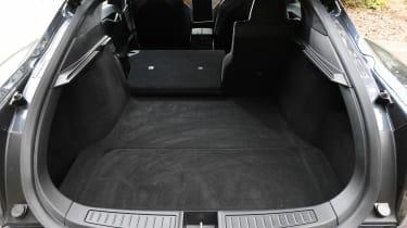 Tesla Model S Long Range - boot