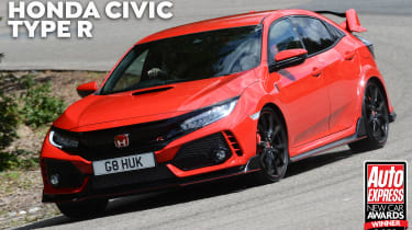 Honda Civic Type R - 2018 Hot Hatch of the Year