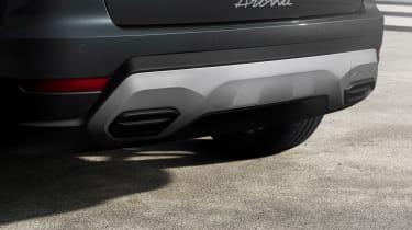SEAT Arona facelift - bumper