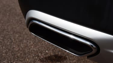 Volvo V90 Cross Country -exhaust