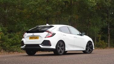 Honda Civic - rear static