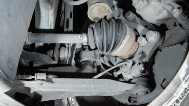Used Vauxhall Astra - suspension