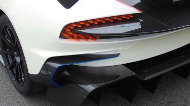 Coventry Motofest 2016 - Aston Vulcan rear detail
