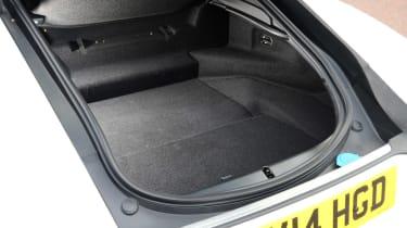 Jaguar F-Type Coupe V6 boot