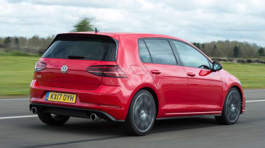 Volkswagen Golf GTI - rear