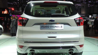 Ford Kuga Vignale Concept - Geneva rear