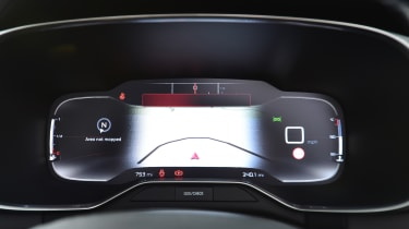 citroen c5 aircross digital dashboard