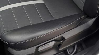 Used Ford Kuga - seat detail