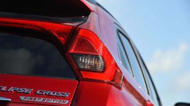 Mitsubishi Eclipse Cross First Edition - rear light