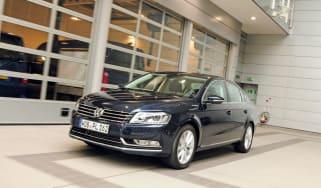 New Volkswagen Passat front
