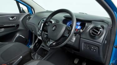 Used Renault Captur - interior