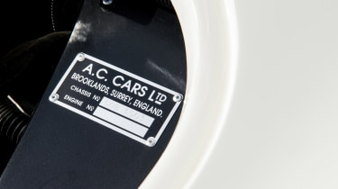 AC Cobra 378 - AC details