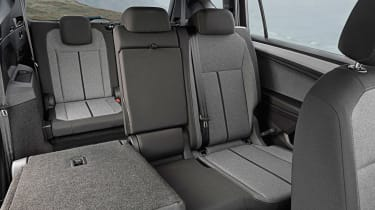 SEAT Tarraco - back seats