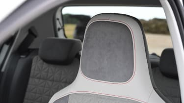 Volkswagen up! - seat detail