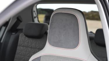Volkswagen up! - seat detail