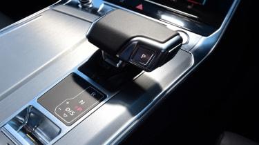 Audi A7 Sportback - centre console