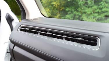 Honda HR-V - air vents