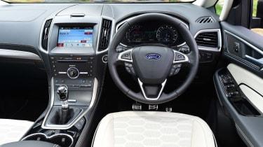 Ford S-MAX Vignale - dash