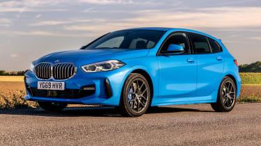 BMW 118i - front static