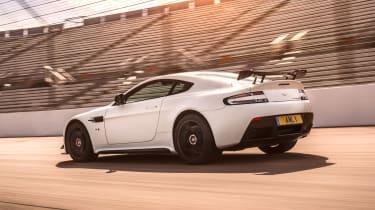 Aston Martin Vantage AMR Pro - rear