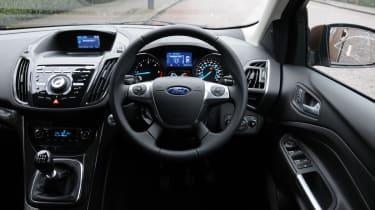 Ford Kuga Titanium 2.0 TDCi interior