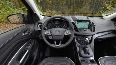 Ford Kuga Vignale 2016 - interior