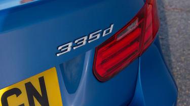 Used BMW 3 Series - 335d badge