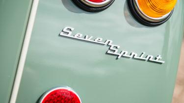 Caterham Seven Sprint - badge