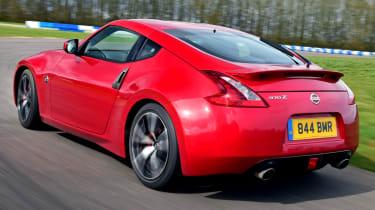 Nissan 370Z GT - rear