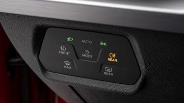 SEAT Leon - light controls