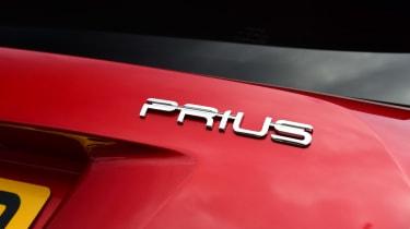 Toyota Prius 2016 UK - badge