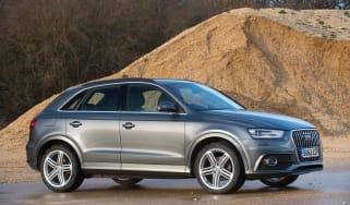 Used Audi Q3 - front