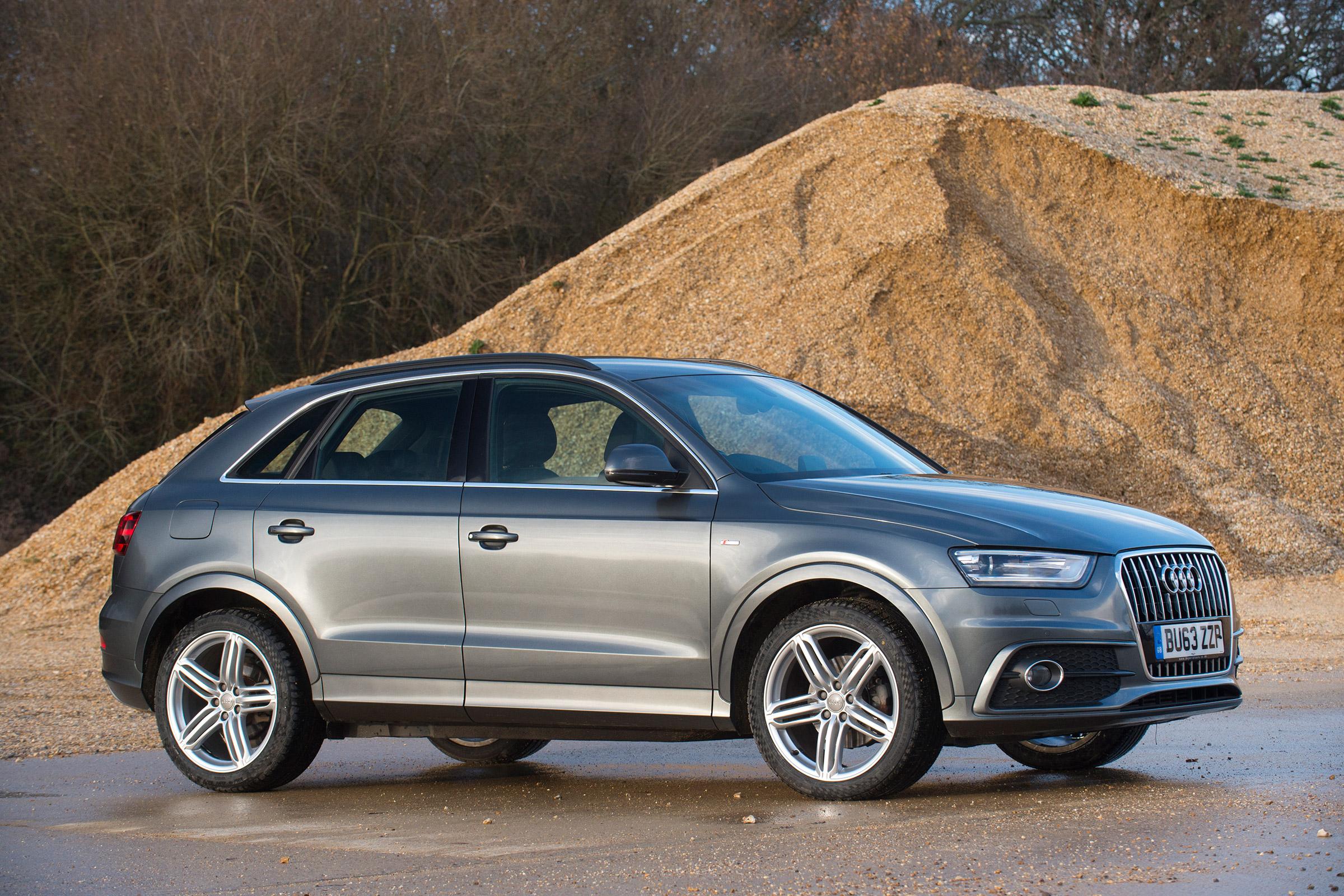 Kelebihan Audi Q3 2011 Perbandingan Harga