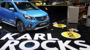 Opel Karl Rocks -Paris