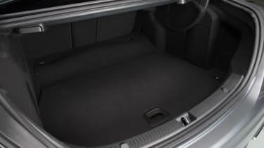 New Mercedes E-Class 2016 studio boot