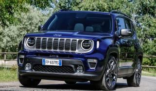 Jeep Renegade - front