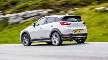 Mazda CX-3 GT Sport - rear action