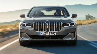 BMW 7 Series facelift - full front