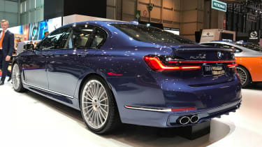 Alpina B7 - Geneva rear