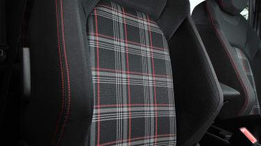 Volkswagen Polo GTI - seat detail