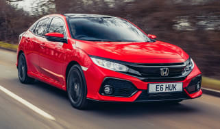 Honda Civic diesel automatic review header