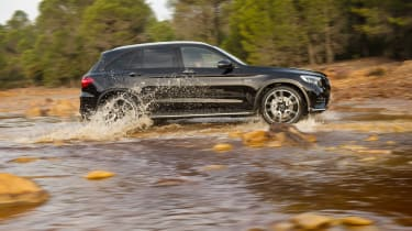 Mercedes-AMG GLC 43 - side