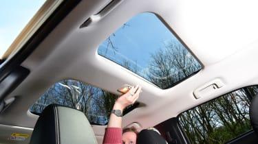 Mitsubishi Eclipse Cross long-term - final report roof