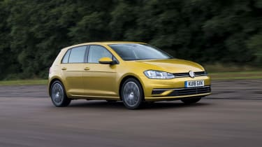 Volkswagen Golf - Front Motion