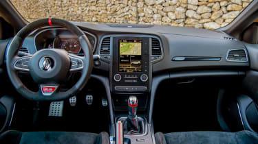 Renault Megane RS 300 Trophy - interior