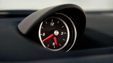 Mercedes SL400 - clock